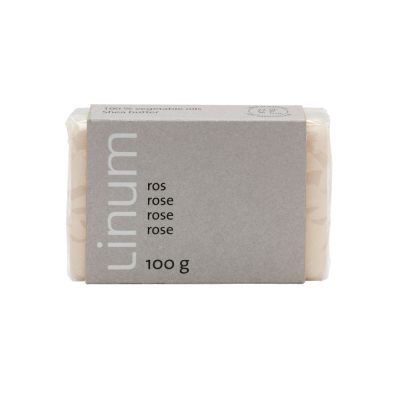 Linum-Soap-Rose-100g