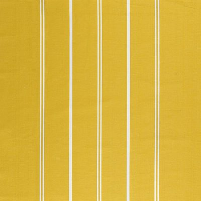aa04d83248f6 Linum Tao Oilcloth Stripe Fabric in Yellow and White